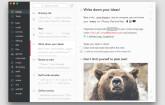Notiz-Tool Bear