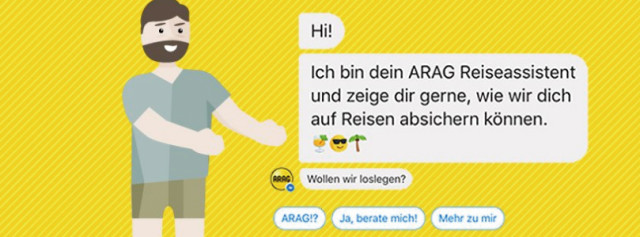 ARAG Reiseassistent