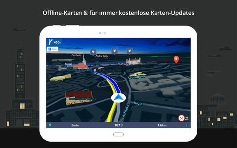 Navigations-App
