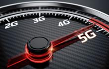 5G-Mobilfunk auf dem Tacho