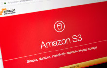 Amazon S3 Screenshot