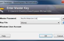 Datenschutz: Tipps zur sicheren Passwortwahl