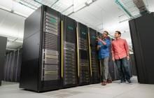 Führung durch das Rechenzentrum mit HPE-Storage-Lösungen