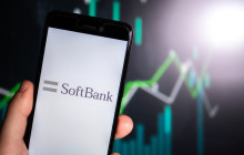 Softbank-App auf dem Smartphone