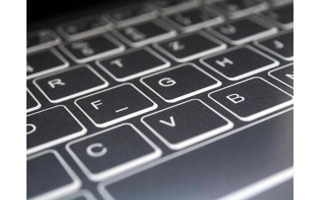 Das Yoga Book nutzt ein virtuelles Keyboard