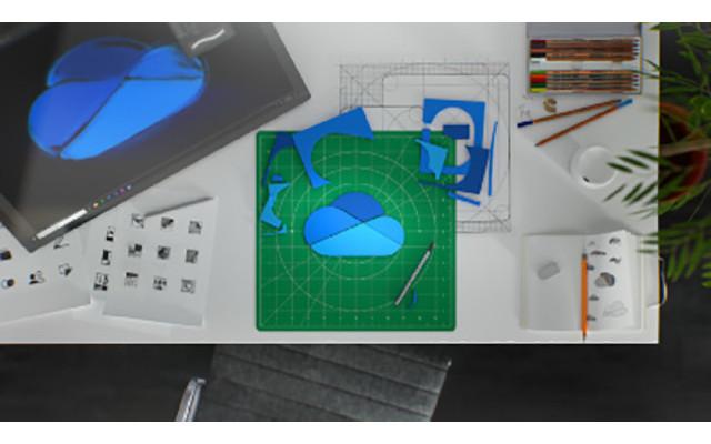 Microsoft Office Icon OneDrive