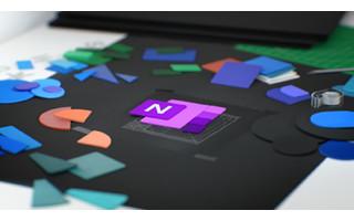 Microsoft Office Icon OneNote