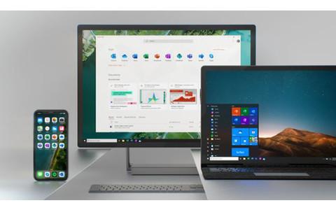 Microsoft Office Icons für Mobil und Desktop