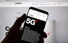 5G-Smartphone mit Verizon-Vertrag
