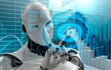 Roboter im Einsatz bei der Arbeit