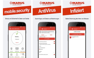 Ikarus Mobile Security 1.7