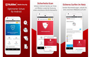 McAfee Mobile Security 5.0