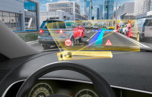 HUD mit Augmented Reality