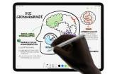 Schreiben auf dem iPad mit Pencil