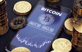 Smartphone-App für Bitcoin-Handel