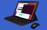 Ubuntu-Linux auf Samsung-Tablet