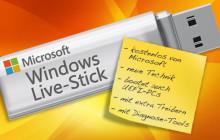 Daten retten, sicher surfen oder Viren beseitigen. Ihr eigenes Mini-Windows erledigt solche Spezialaufgaben. Es startet sofort jeden PC von einem USB-Stick oder von einer DVD.