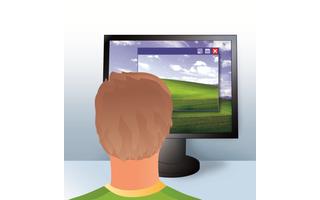"""4. Tom steuert Lisas PC über das Internet: Tom übernimmt die Kontrolle über Lisas PC. Er kann ihn fernsteuern, Dateien übertragen und auf Netzwerkgeräte zugreifen. Wie das genau funktioniert erklärt der Artikel """"Windows-PCs fernsteuern mit Teamviewer""""."""