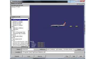 FlightGear ist ein kostenloser, realistischer und sehr komplexer Flugsimulator, der stetig weiterentwickelt wird.