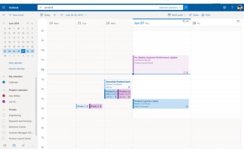 Kalender-Suche