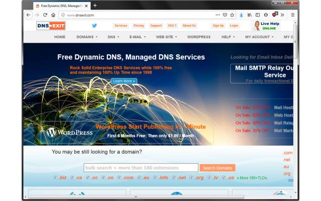 DNSExit