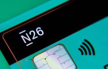 N26-Bankkarte