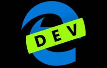 Logo von Microsoft Edge