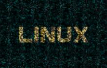 Linux im Matrix-Style