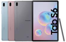 Das Galaxy Tab S6