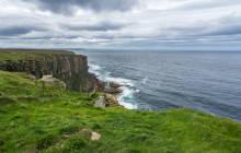 Küste bei Pentland Firth