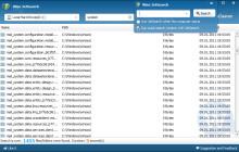 Wise JetSearch: Schnellsuch-Tool für Dateien ohne Index