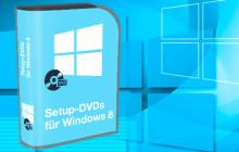 Wer einen PC mit Windows 8 kauft, bekommt keine Setup-DVD. Stattdessen gibt es auf der Festplatte eine versteckte Recovery-Partition. So erstellen Sie daraus eine vollwertige Setup-DVD.