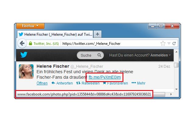 Vorsicht bei Kurz-URLs