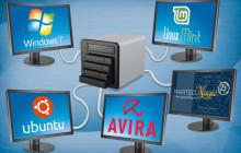Windows, Ubuntu und viele Live-Systeme lassen sich auch vom NAS booten. Das bedeutet: Ihr PC bräuchte eigentlich gar keine Festplatte mehr. Der Artikel beschreibt die neue Technik.