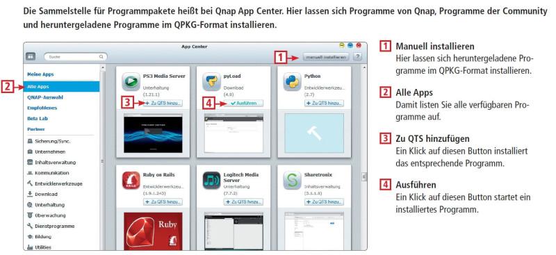 Die besten Apps und Tools für NAS - com! professional