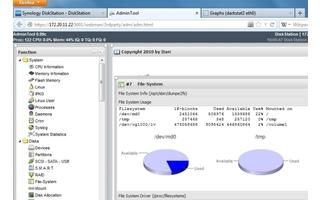 Admin Tool für Synology - Mit diesem Open-Source-Programm erweitern Sie den Funktionsumfang Ihrer Synology-Discstation und sehen detaillierte Informationen zu Ihrer NAS-Hard- und Firmware ein.