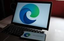 Edge-Browser auf Desktop und Smartphone