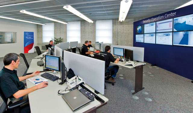 Externe Security Operations Center