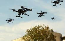 Drohnen-Invasion