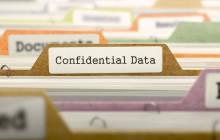 Vertrauliche Daten