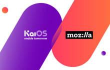 KaiOS Mozilla Partnership