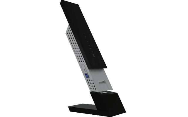 Netgear A6200: Dieser WLAN-USB-Adapter ist einer der schnellsten, die erhältlich sind. Er schafft 867 MBit/s in einem WLAN-ac-Netz
