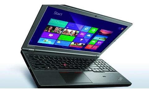 Das größere Lenovo Thinkpad T540p bietet Full-HD auf 15,6 Zoll. Auch hier vertraut der Hersteller in Sachen WLAN-ac auf zwei interne Antennen.