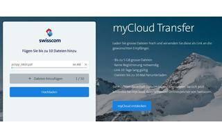 myCloud Transfer