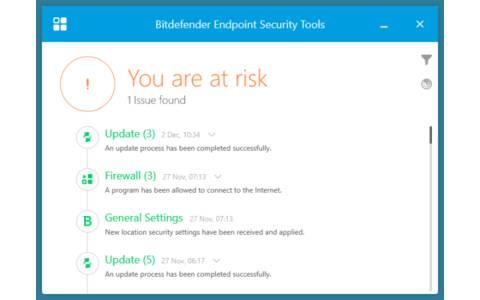 Bitdefender Endpoint Security (Ultra)