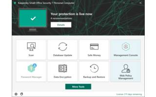 Kaspersky Lab Endpoint Security