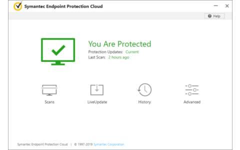 Symantec Endpoint Protection Cloud