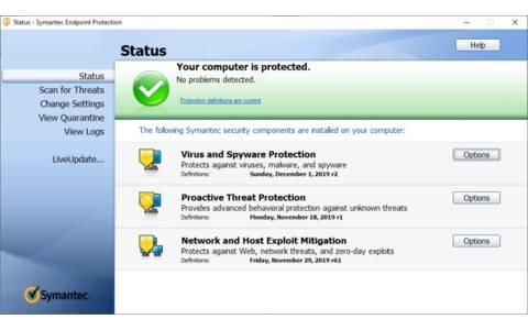 Symantec Endpoint Protection