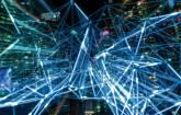 Netzwerk - abstrackte Darstellung