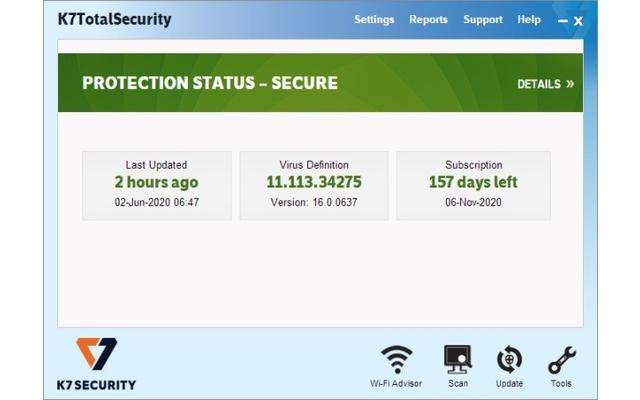 K7 Computing Total Security